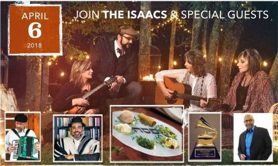 The Last Supper Seder Experience & Concert