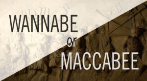 wannabe maccabee