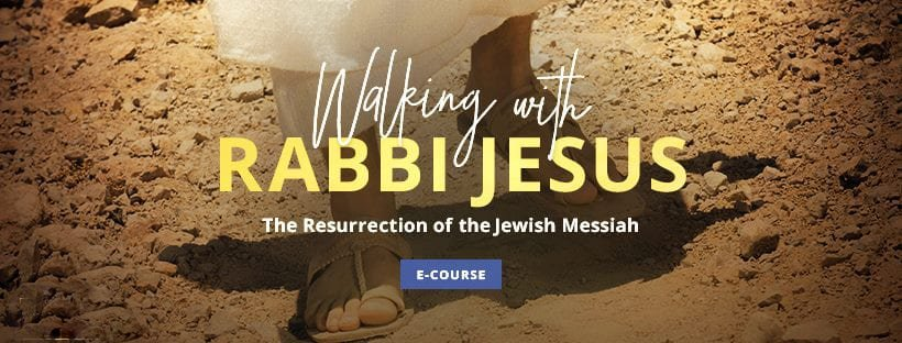 Walking with Rabbi Jesus