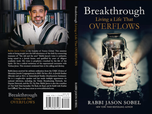 Breakthrough Book jacket