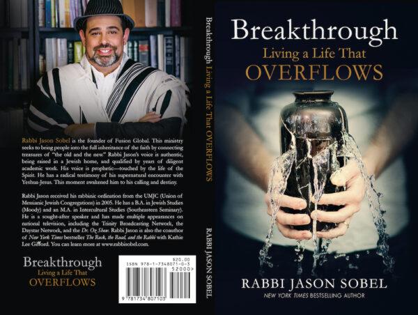 Breakthrough Book jacket
