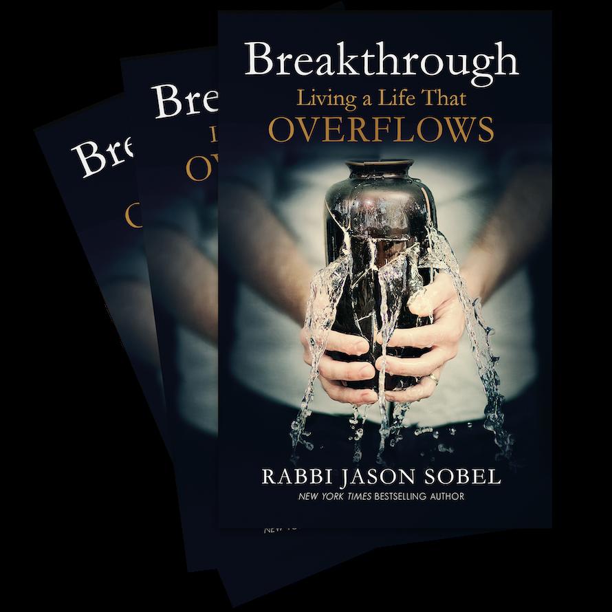 Breakthrough Book Stack