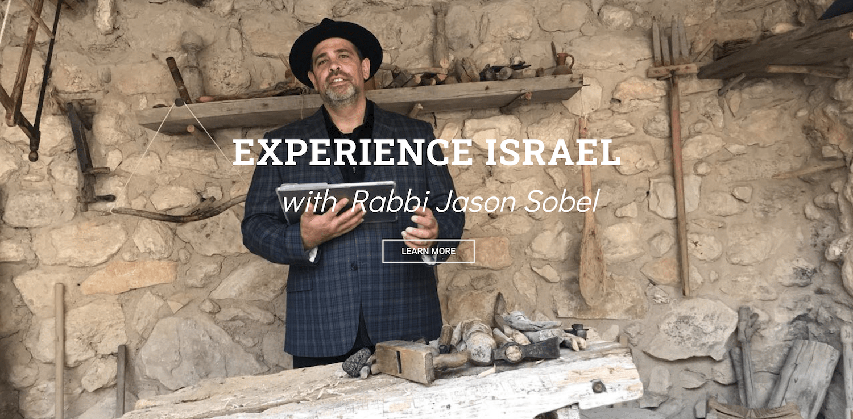 Rock Road Rabbi Tours Slide