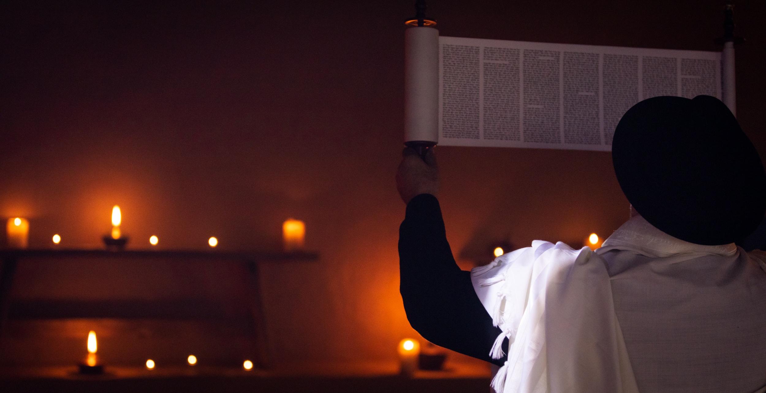 Rabbi Jason Sobel Scroll