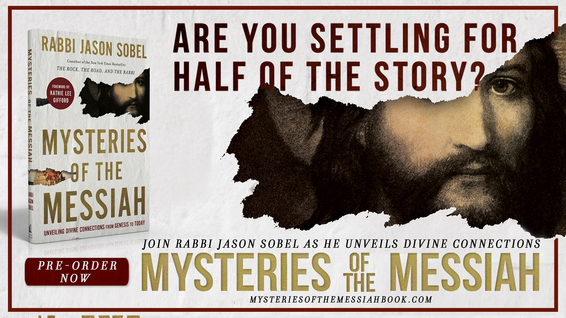 Mysteries of the Messiah Preorder