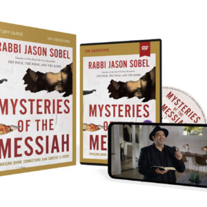 Mysteries of the Messiah Study Guide pack